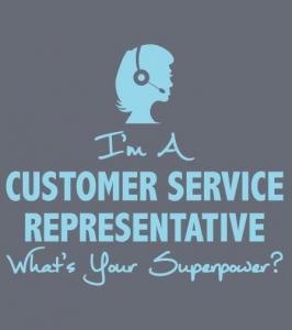 Customer Service Shirts
