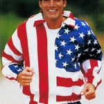 What not to wear on July 4th....