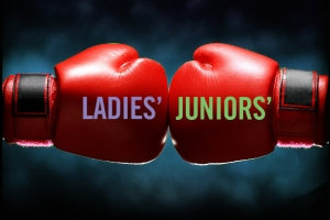 Ladies v Juniors