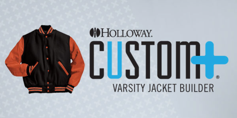 Custom Varsity Jacket Builder | Holloway Sportswear