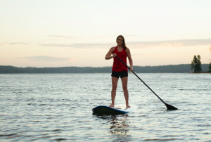 paddle boarding gear